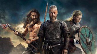 Vikings nu op Netflix