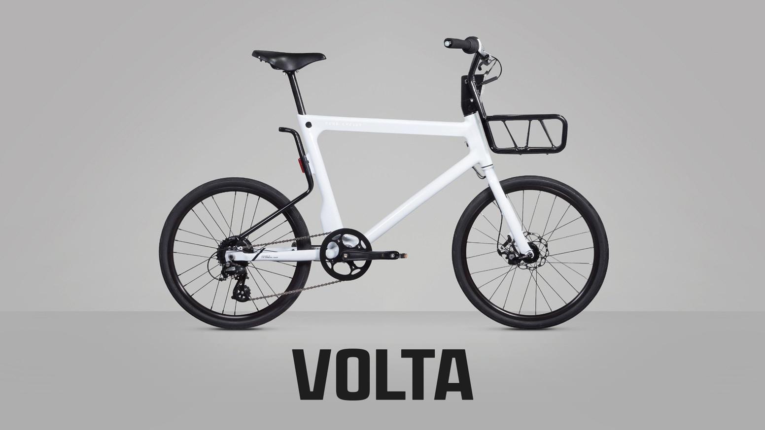 Volta Elektrische fiets