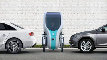 Wello Family CES 2020 Elektrische fiets