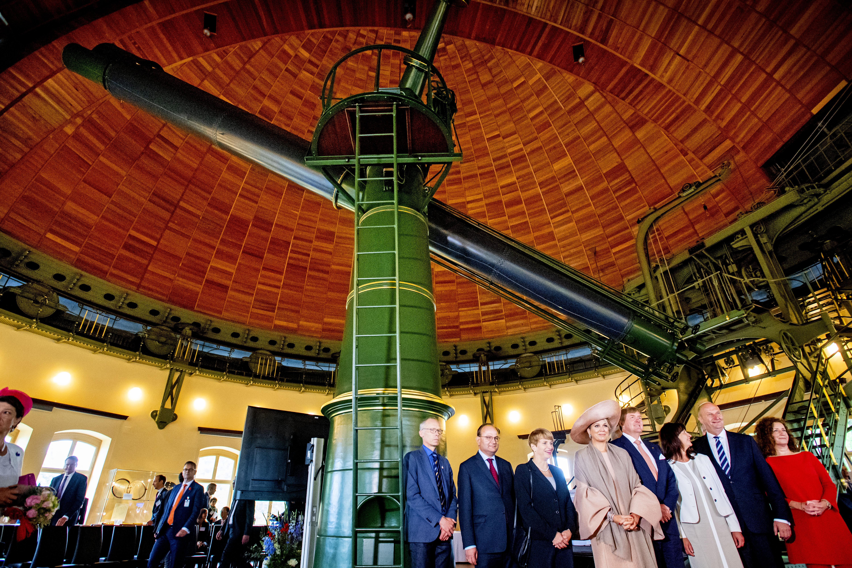 enorme telescoop