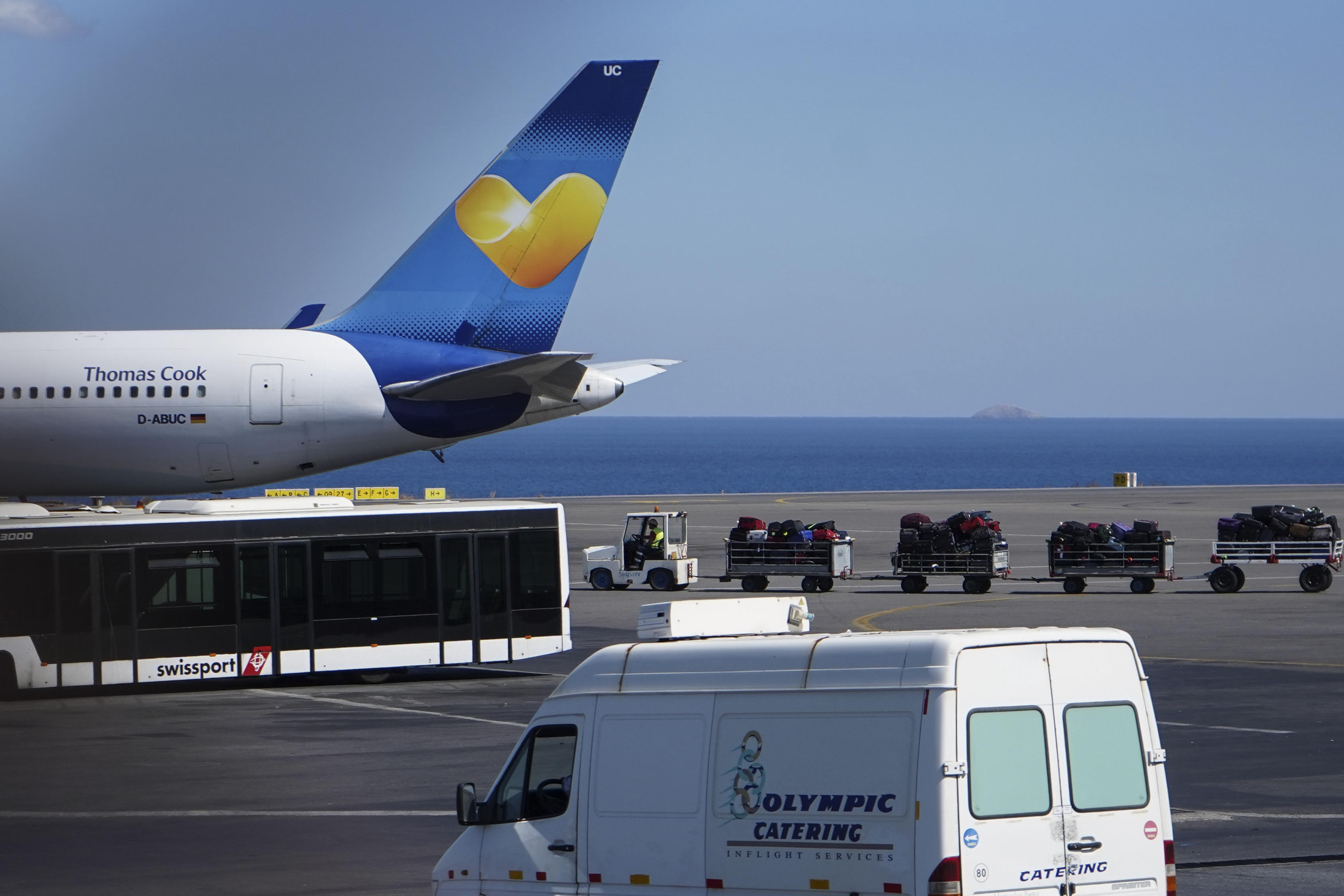 vliegveld onderzoek klimaatverandering Kreta