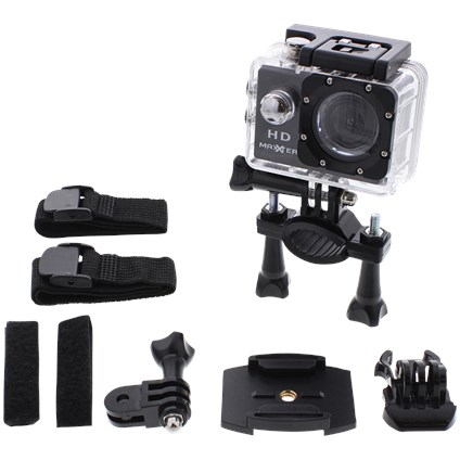Maxxter action camera