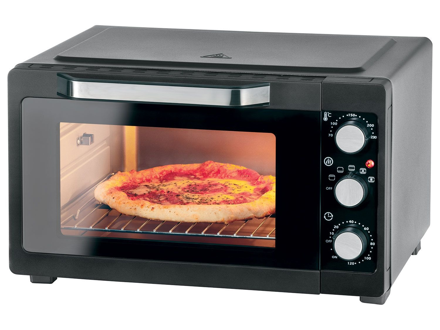 Grill bakautomaat oven Lidl