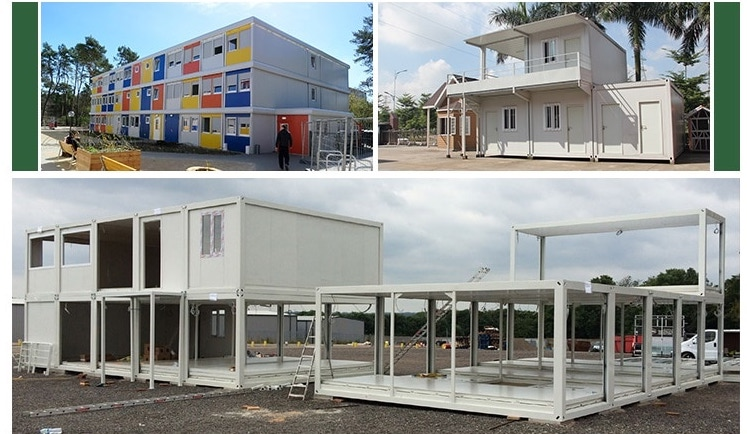 prefab Container huis AliExpress