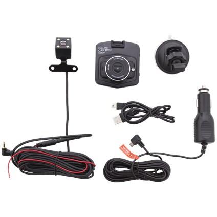 Action dashboard camera