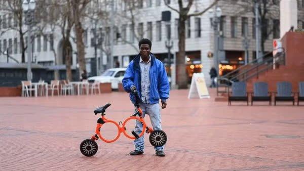 GE17 e-bike elektrische fiets elektrische vouwfiets