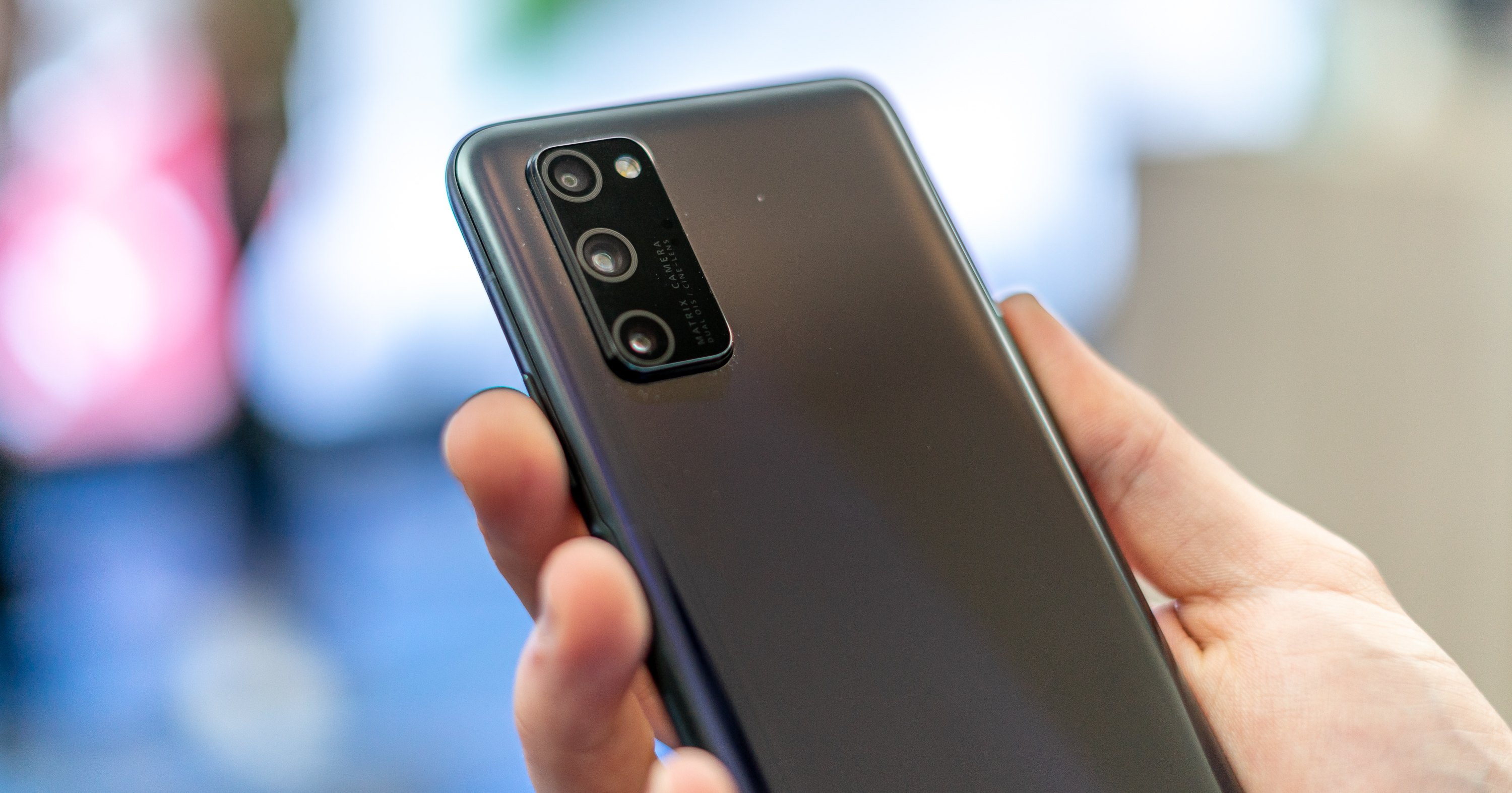 Honor View 30 Pro camera