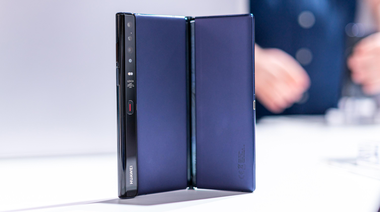 Huawei Mate Xs achterkant