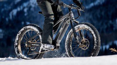 Jeep e-bike elektrische fiets