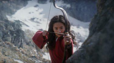 Mulan live-action trailer Disney