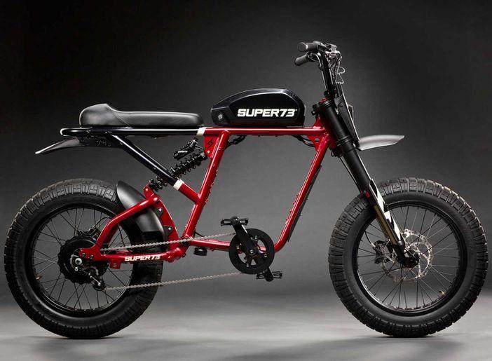 Super73 elektrische fiets e-bike