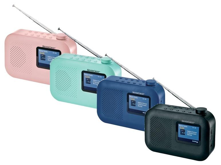 wekker radio met LCD scherm Lidl