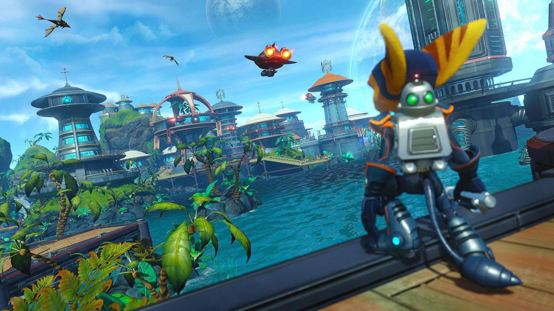 Ratchet & Clank op de PlayStation 5