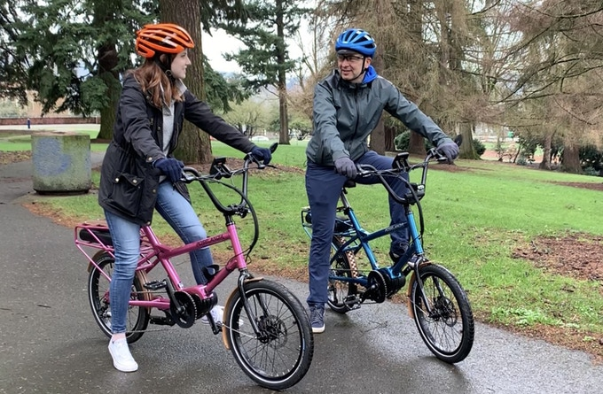 elektrische fiets e-bike Roselandia
