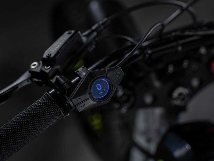 Su[er73 e-bike elektrische fiets