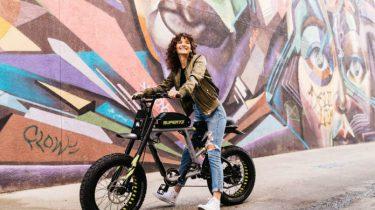 Elektrische fiets e-bike Super73