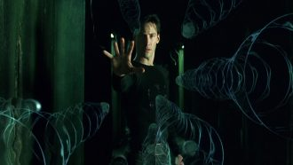 The Matrix Keanu Reeves Neo