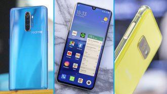 Beste smartphones onder €500 uitgelicht