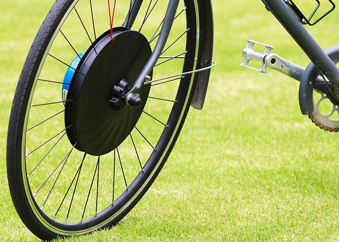 elektrisch voorwiel e-bike UrbaNext