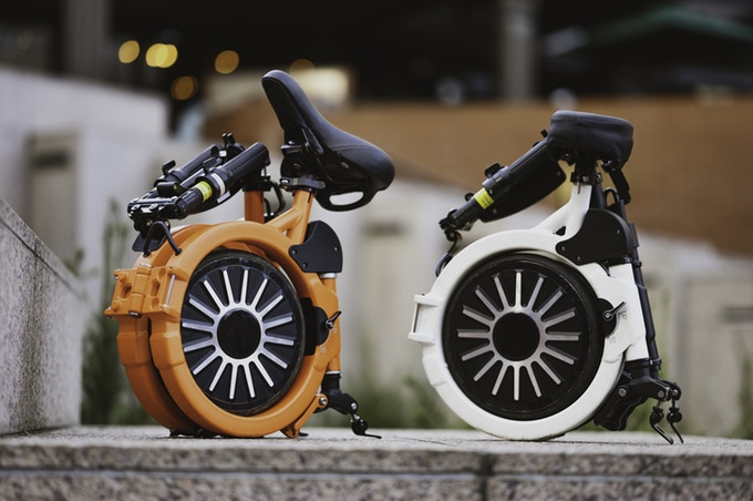 GE17 elektrische vouwfiets elektrische fiets e-bike