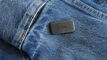 google jacquard spijkerbroek