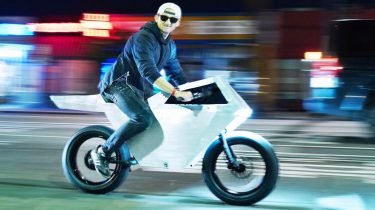 Tesla Cyberbike Casey Neistat