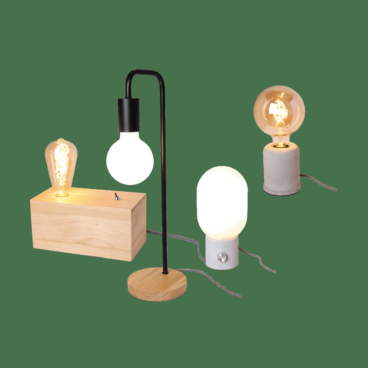 Aldi tafellamp
