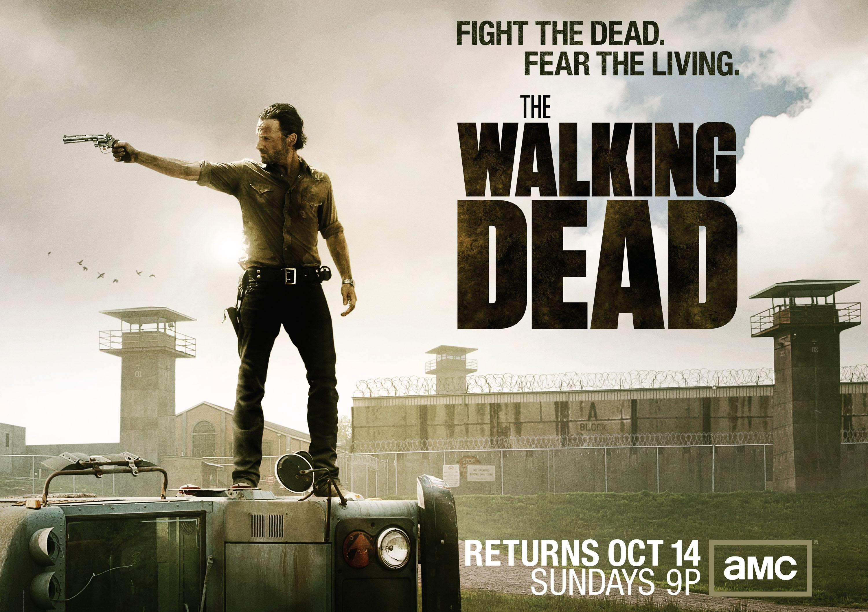 The Walking Dead Season Poster Art