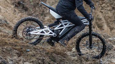 Ubco FRX1 off-road elektrische fiets