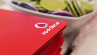 Vodafone stopt 3G
