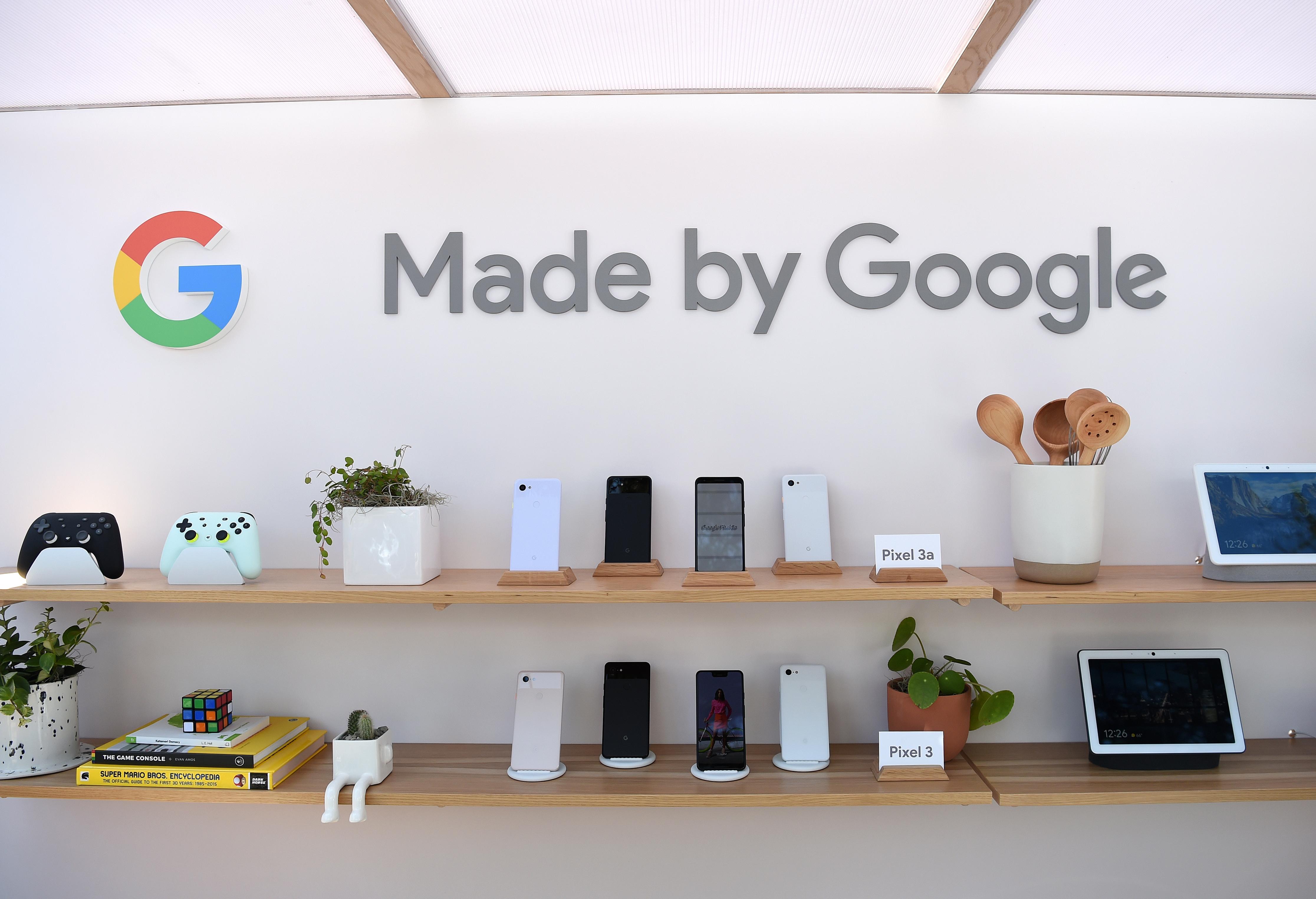 nieuwe producten Google I/O 2019