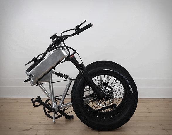 Billy ebike elektrische fiets