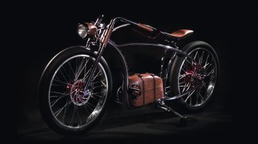 Avionics VM elektrische fiets e-bike