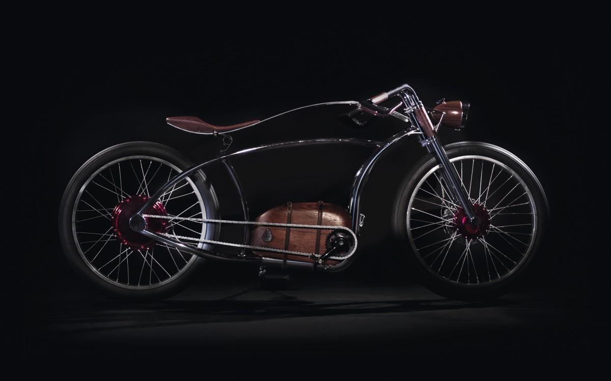 elektrische fiets Avionics VM