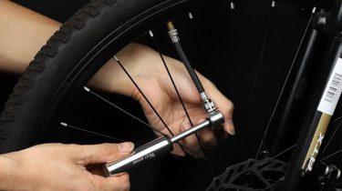 AliExpress mini fietspomp