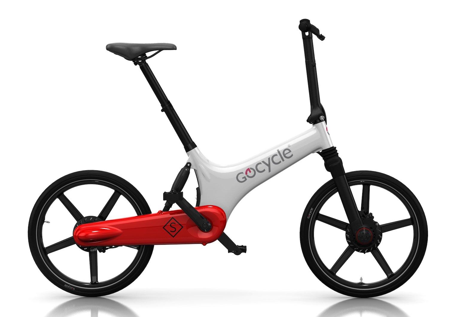 GoCycle ebike elektrische fiets