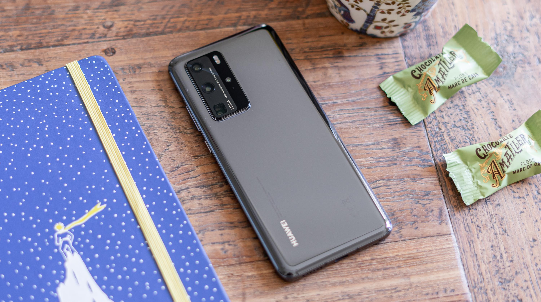 Huawei P40 Pro achterkant