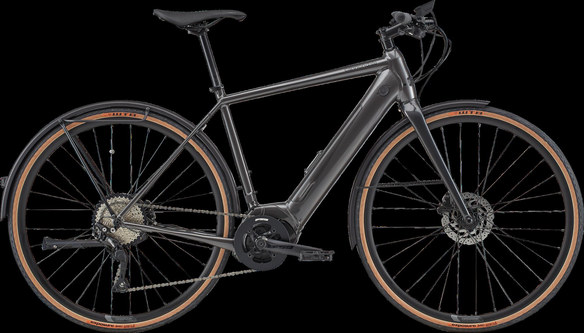 Cannondale Elektrische fiets WANT