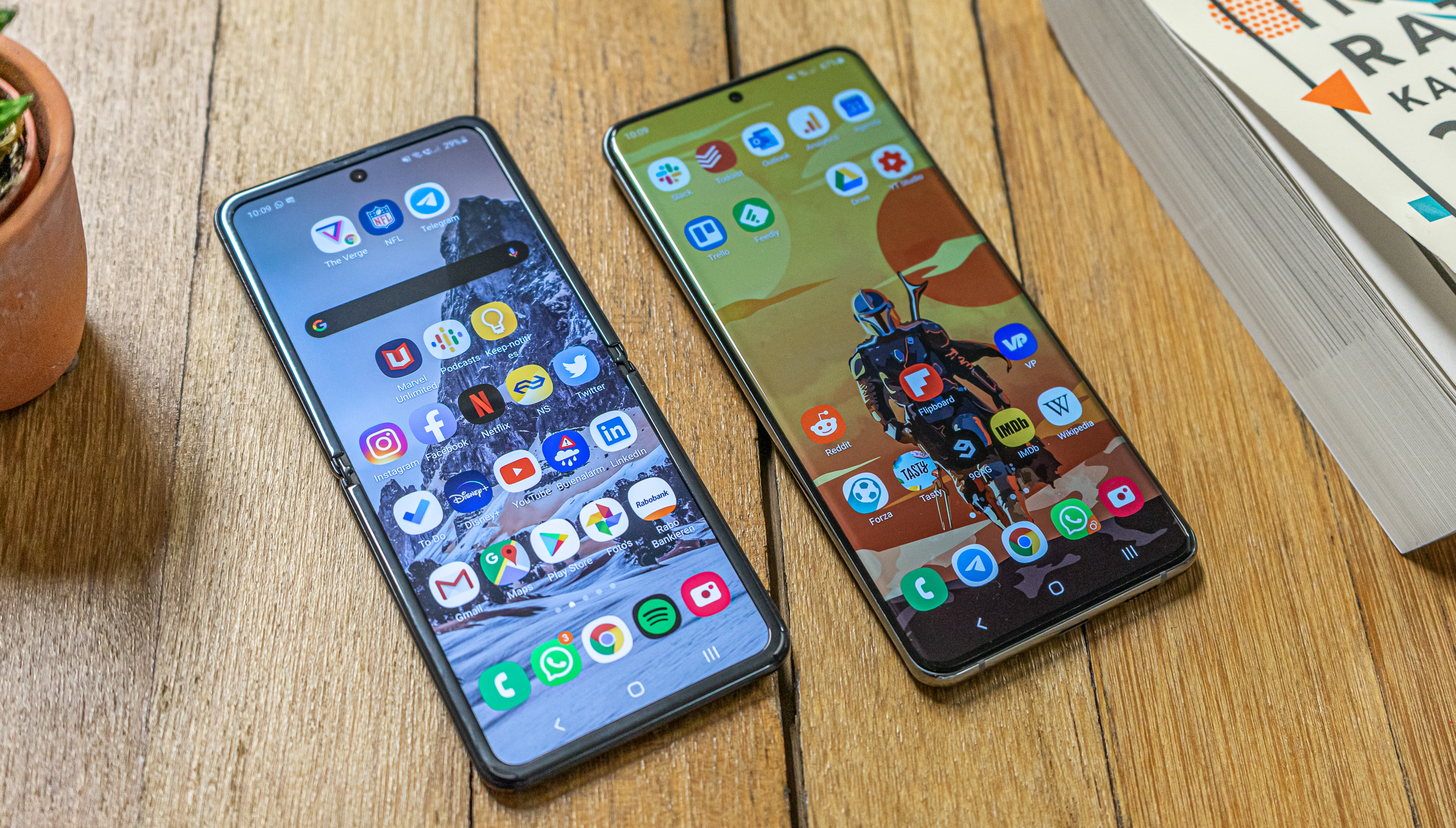 Samsung Galaxy S20 Ultra vs Samsung Galaxy Z Flip