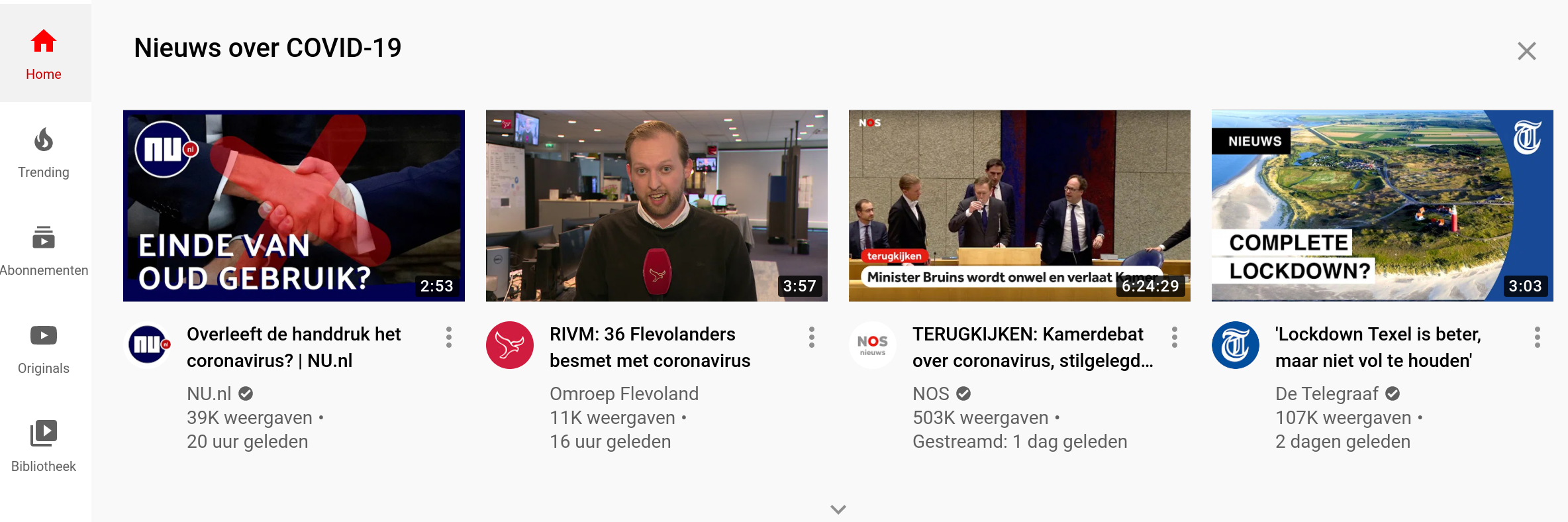 youtube breaking news