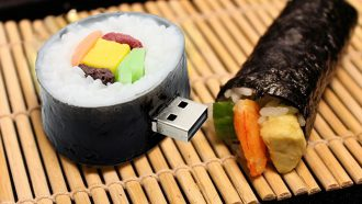 sushi usb flash drive AliExpress
