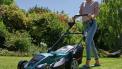 elektrische grasmaaier Aldi
