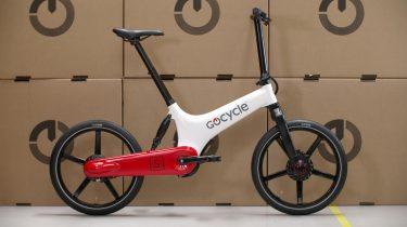 elektrische fiets ebike gocycle