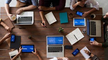 vergadering online