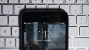 iPhone providers boodschap smartphones