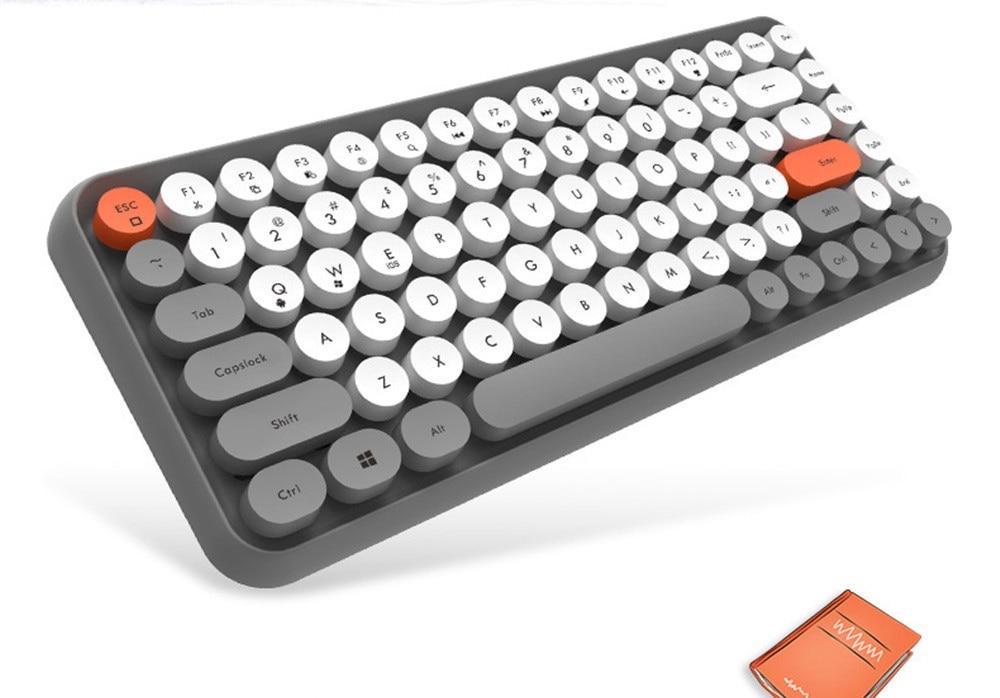 gaming toetsenbord typemachine
