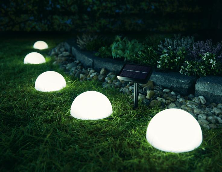 Aldi solar tuinverlichting