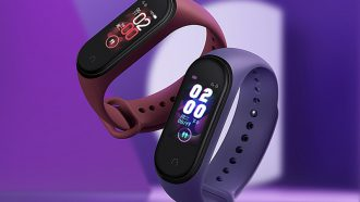 AliExpress fitness tracker