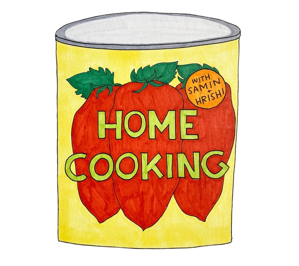 Home Cooking Podcast