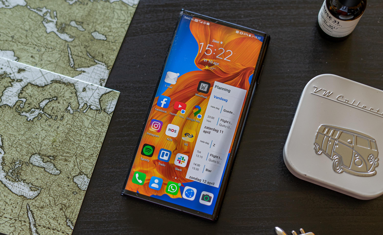 Huawei Mate Xs review telefoon